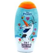 Disney Frozen Olaf 2v1 šampon a kondicionér pro děti 300 ml