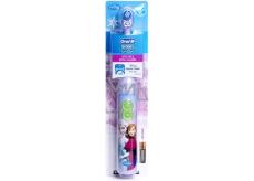 Oral-B Frozen elektrický zubní kartáček pro děti měkký od 3 let