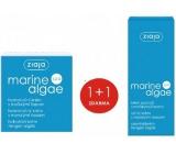 Ziaja Marine Algae Spa mořské řasy hydratační krém 50 ml + Marine Algae Spa mořské řasy krém pod oči 15 ml, duopack