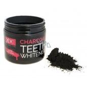 Xoc Charcoal Aktivní uhlí bělící prášek na zuby 60 g