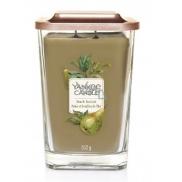 Yankee Candle Pear & Tea Leaf - Hruška a čajové lístky sojová vonná svíčka Elevation velká sklo 2 knoty 552 g