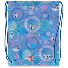 Nekupto Miss Cool Sportovní taška Kočka baret Krásná & šik 41 x 33,5 cm