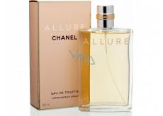 Chanel Allure toaletní voda pro ženy 100 ml s rozprašovačem