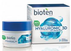 Bioten Hyaluronic 3D OF15 denní krém proti vráskám 50 ml