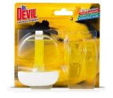 Dr. Devil Lemon Fresh 3v1 Wc tekutý závěs 3 x 55 ml