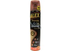 Alex Pomeranč Extra péče Renovátor nábytku proti prachu antistatický sprej 400 ml sprej
