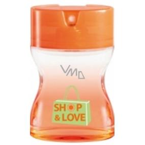 Love Love Shop & Love toaletní voda Tester pro ženy 35 ml