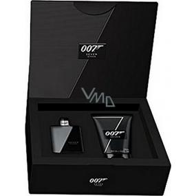 James Bond 007 Seven Intense parfémovaná voda pro muže 50 ml + sprchový gel 150 ml dárková sada