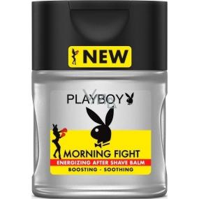 Playboy Morning Fight povzbuzující balzám po holení 100 ml