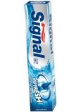 Signal Deep Fresh Aquamint zubní pasta s ústní vodou 75 ml