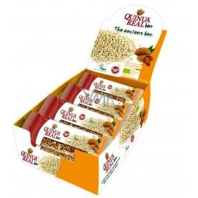 Quinua Real Bio Quinoa tyčinka mandle 25 g