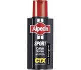 Alpecin CTX Sport Coffein Kofeinový šampon proti vypadávání a růst vlasů 75 ml