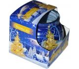 Admit Christmas Tree aromatická svíčka ve skle 80 g