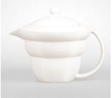 Masaru Emoto Shinno čajová konvice Květ života se stříbrným symbolem 1 l