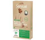 Joanna Sensual Vegan depilační pásky na tělo 12 kusů