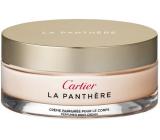 Cartier La Panthere parfémovaný tělový krém pro ženy 200 ml