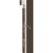 Dermacol Soft Eyebrow Pencil tužka na obočí 02 tmavě hnědá 1,6 g