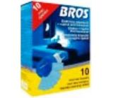 Bros Elektrický odpařovač + pevná náplň 10 ks proti komárům 10 nocí