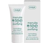Ziaja Manuka Tree Purifying normalizační denní krém 50 ml