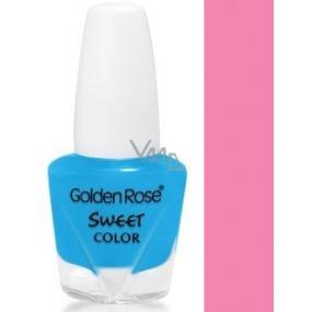 Golden Rose Sweet Color mini lak na nehty 14 5,5 ml
