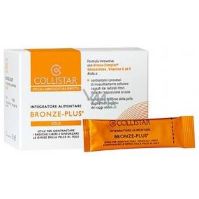 Collistar Bronze-Plus doplněk stravy na podporu obrany kůže proti slunci 30 sáčků