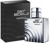David Beckham Respect toaletní voda pro muže 40 ml