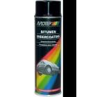 Motip Bitumen Undercoating černý prostředek na spodky karoserií 500 ml
