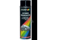 Motip Bitumen Undercoating černý prostředek na spodky karoserií vozidel 500 ml