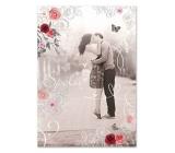 Ditipo Hrací přání k svatbě Spolu Ak nie si moja Vašo Patejdl 224 x 157 mm