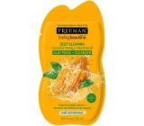 Freeman Feeling Beautiful Manukový med a Tea Tree olej kaolínová čisticí pleťová maska pro mastnou a poničenou pleť 15 ml