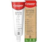 Colgate Smile for Good Protection Whitening recyklovatelná, veganská zubní pasta, obsahuje 99,7% složek přírodního původu 75 ml