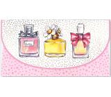 Nekupto Priania obálka na peniaze Parfumy 116 x 220 mm