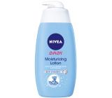 Nivea Baby hydratační mléko pro děti 500 ml