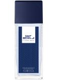 David Beckham Classic Blue parfémovaný deodorant sklo pro muže 75 ml