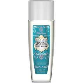 Katy Perry Killer Queen Royal Revolution parfémovaný deodorant sklo pro ženy 75 ml