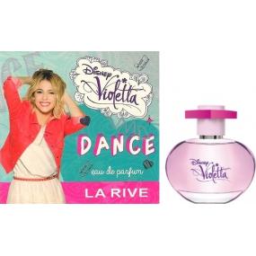 Disney Violetta Dance parfémovaná voda pro dívky 50 ml