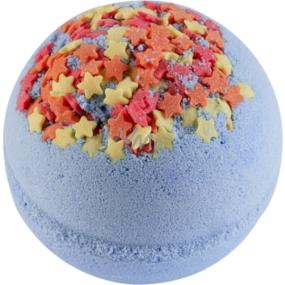Bomb Cosmetics Hvězdný třpyt - Starlight Šumivý balistik do koupele 160 g