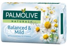 Palmolive Naturals Chamomille tuhé toaletní mýdlo 90 g