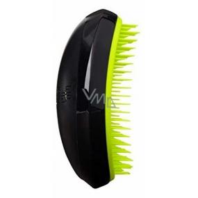 Tangle Teezer Salon Elite Neons Profesionální kompaktní kartáč na mokré vlasy černo-neonově žlutý