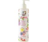 Bomb Cosmetics Mléko a Med - Milk and Honey Tělové mléko s dávkovačem 300 ml