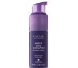 Alterna Caviar Sheer Dry Shampoo Powder Spray suchý šampon bez aerosolu 34 g