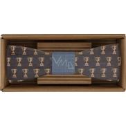 Bohemia Gifts & Cosmetics Dřevěný motýlek Sportsman 12,5 cm