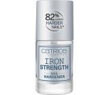 Catrice Iron Strength Nail Hardener zpevňující lak na nehty 10 ml