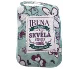 Albi Skládací taška na zip do kabelky se jménem Irena 42 x 41 x 11 cm