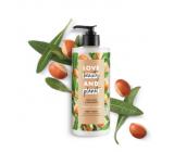 Love Beauty & Planet Bambucké máslo a Santalové dřevo sprchový gel pro bohatou hydrataci 500 ml
