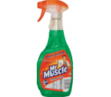 Mr. Muscle Clean & Shine zelený čistič na okna 500 ml