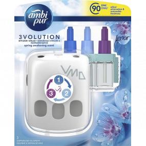 Ambi Pur 3 Volution Spring elektrický osvěžovač kompletní strojek 20 ml