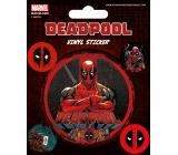 Epee Merch Deadpool Vinylové samolepky 5 kusů