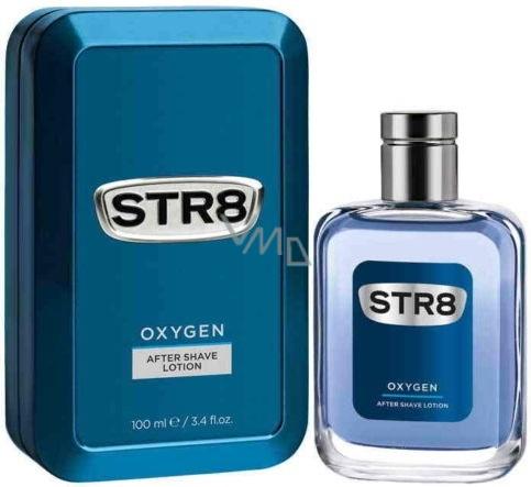 Str8 Oxygen voda po holení 50 ml