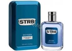 Str8 Oxygen voda po holení pro muže 50 ml